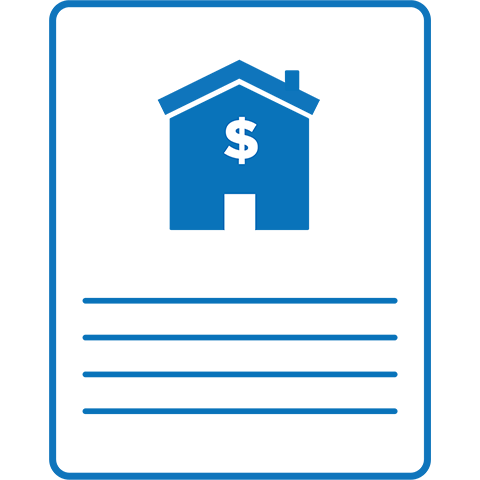 Rental Assistance icon