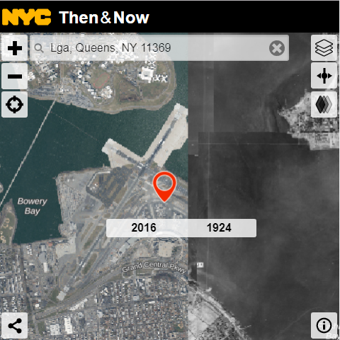 NYC Then & Now