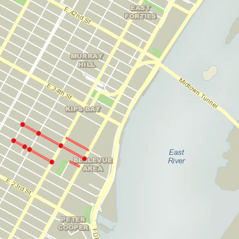 Street Sweeping Nyc Map.Nyc Maps City Of New York
