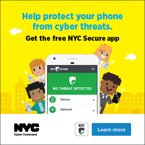 Connect | Mobile Applications | City of New York