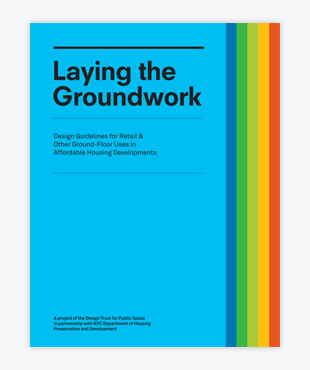 Laying the Groundwork cover page