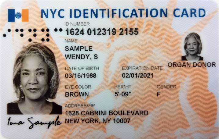 how to apply idnyc card - How To Make Id Card