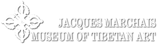 Jacques Marchais Museum of Tibetan Art logo