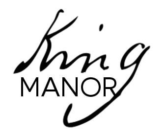 King Manor logo