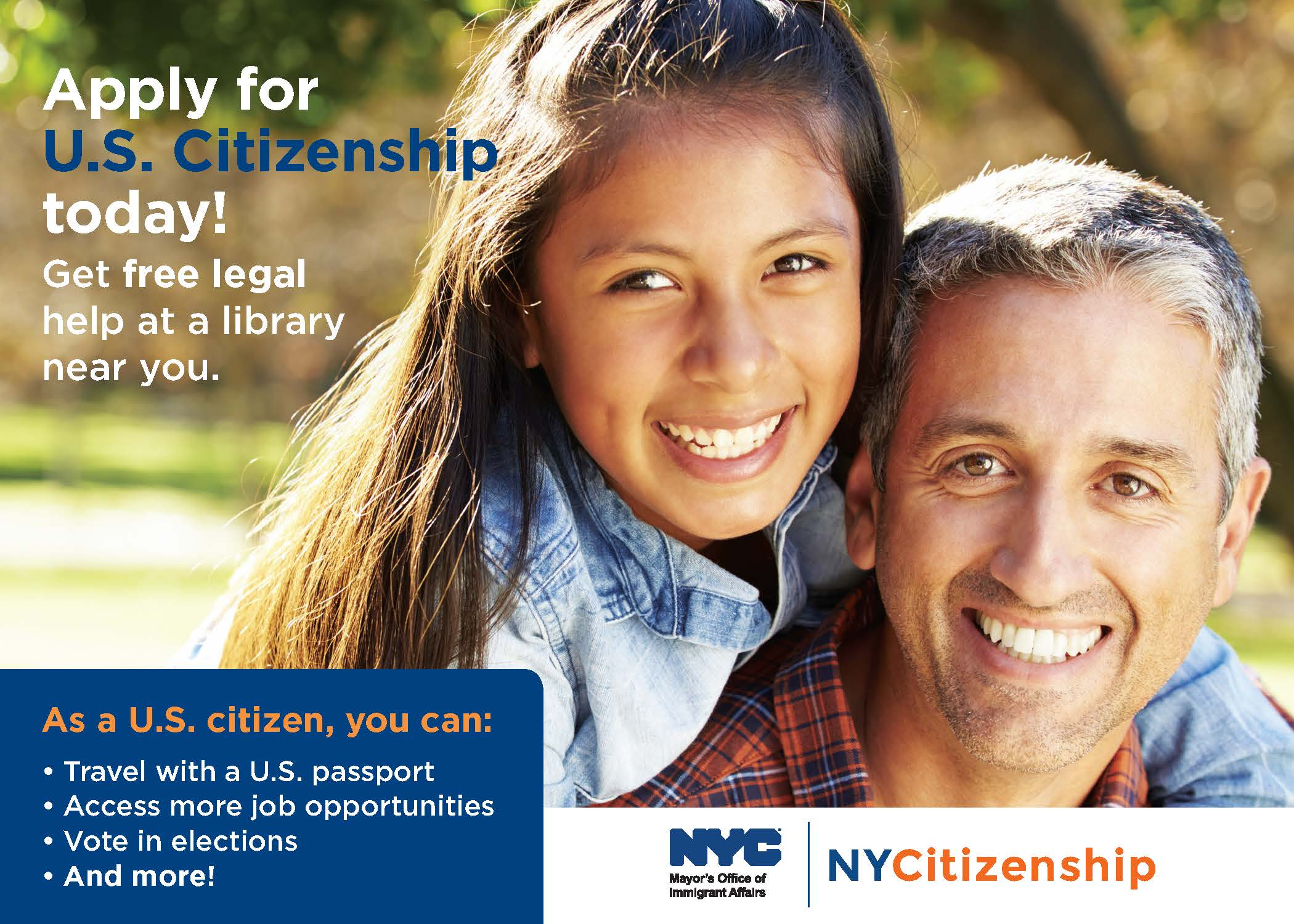 Poster for NYCitizenship