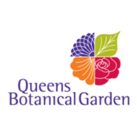 Queens Botanical Garden logo
