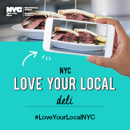 NYC Love Your Local