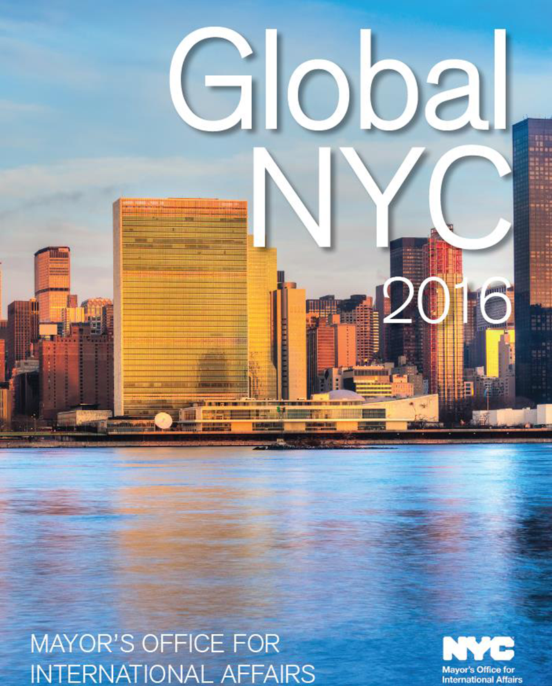 Global NYC 2016 Report Cover