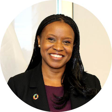 Tanyanika Davis, Deputy Commissioner for Communications and Speechwriting