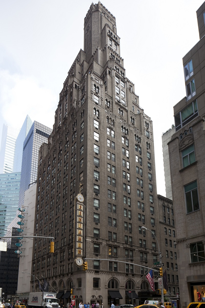 Beverly Hotel, 557 Lexington Avenue
