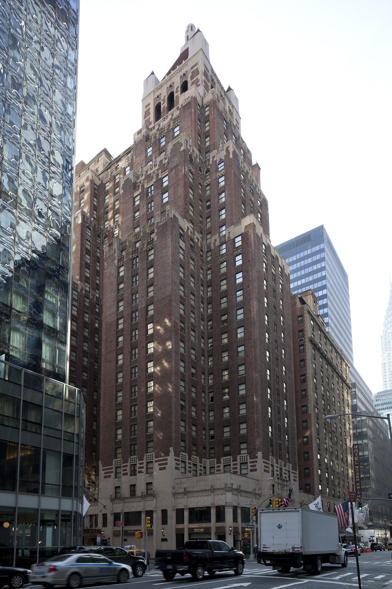 Hotel Lexington, 511 Lexington Avenue