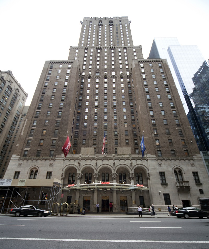 Shelton Hotel, 525 Lexington Avenue