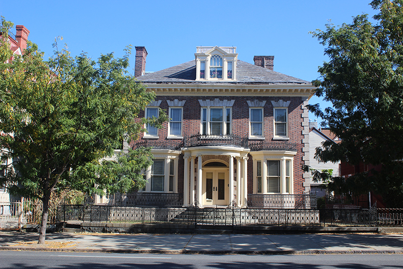 LPC Votes to Designate the Peter P. and Rosa M. Huberty House A Landmark