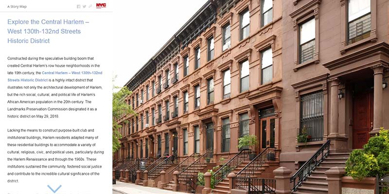 West 130-132nd Street Historic District