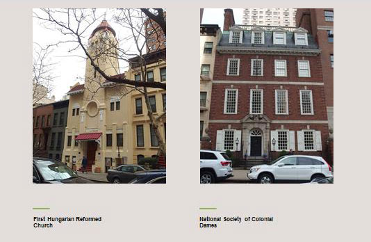 Yorkville Designations - Photos of Two Buildings