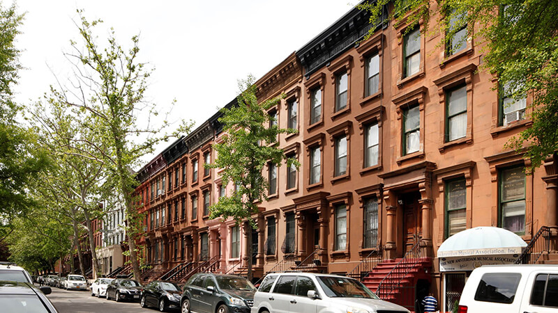 The West 130-132nd Street Historic District
