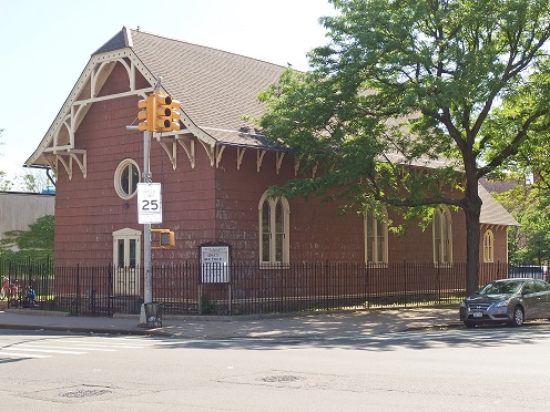 LPC Votes to Landmark Second-Oldest Religious Building in New York City