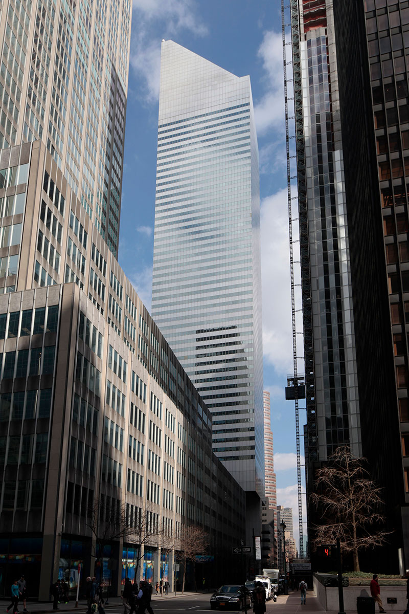 Former Citicorp Center