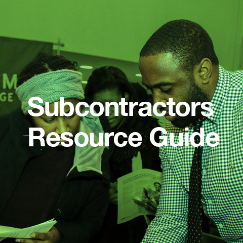 Subcontractors Resource Guide