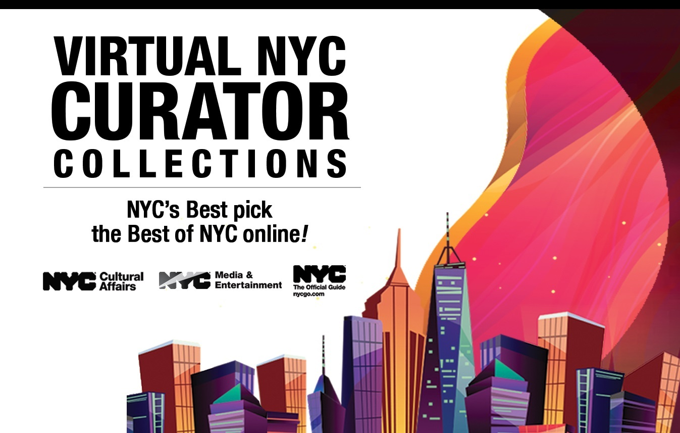 Virtual NYC Curator Collections text