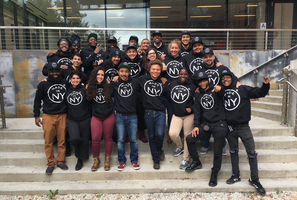 Made In NY Production Assistant Training Program