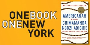 One Book, One New York: Chimamanda Ngozi Adichie