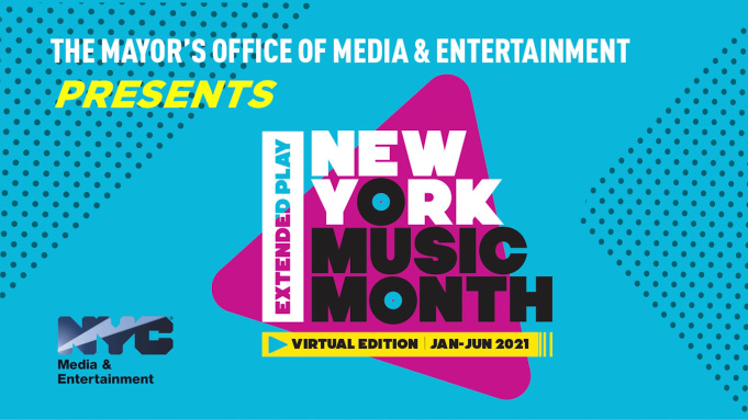 NEW YORK MUSIC MONTH EXTENDED PLAY
