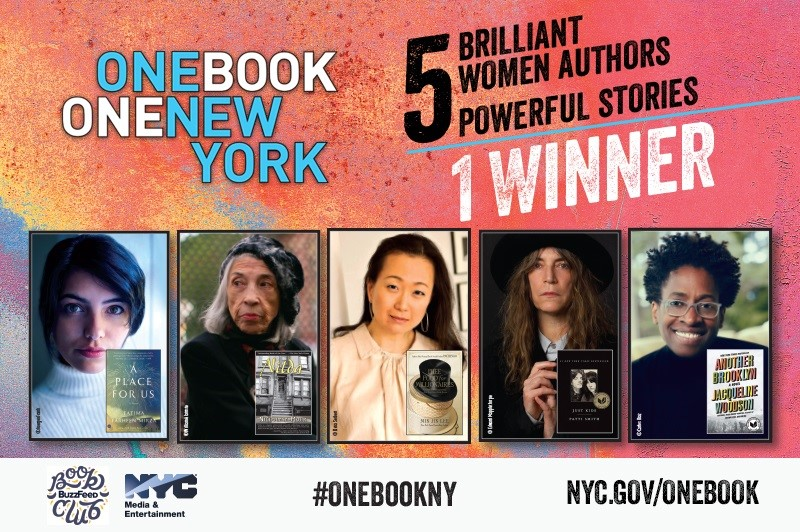 ONE BOOK, ONE NEW YORK