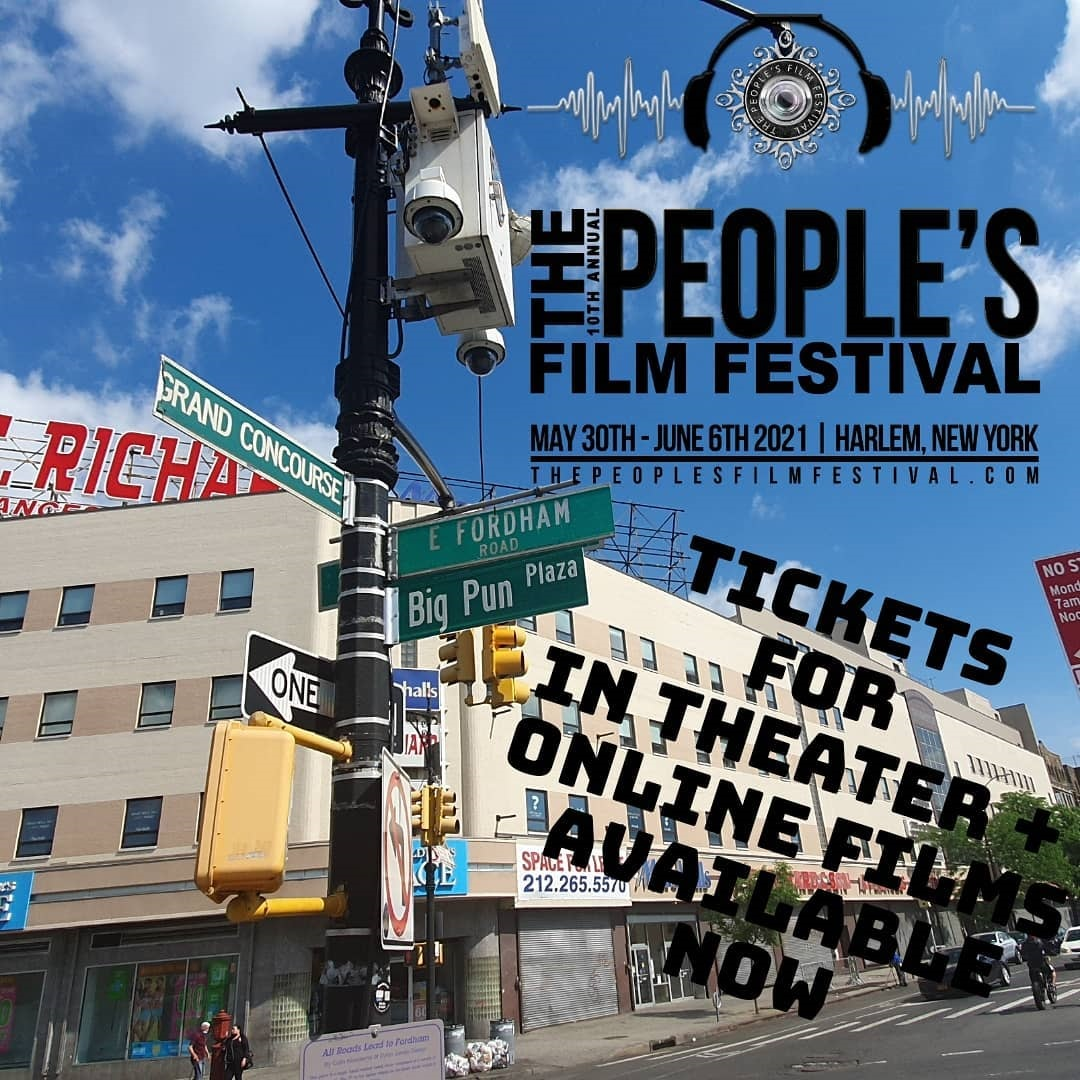 THE PEOPLES FILM FESTIVAL
