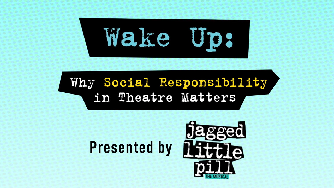 JAGGED LITTLE PILL-INSPIRED SERIES CONTINUES ON NYC MEDIA
