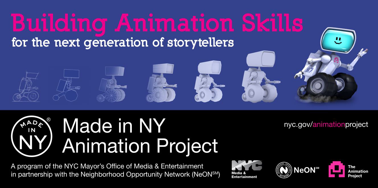 Made in NY Animation Project