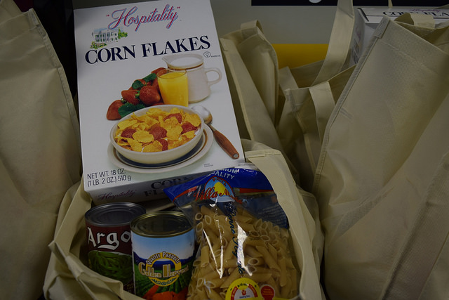box of corn flakes and other pantry items - Kitchen Near You