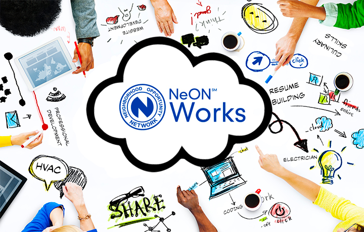 NeON Works Banner Image