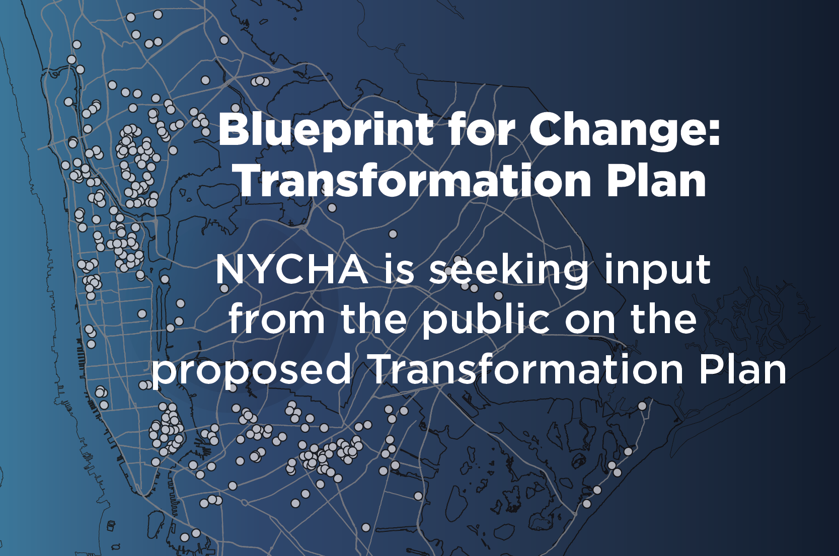 Blueprint for Change: Transformation Plan