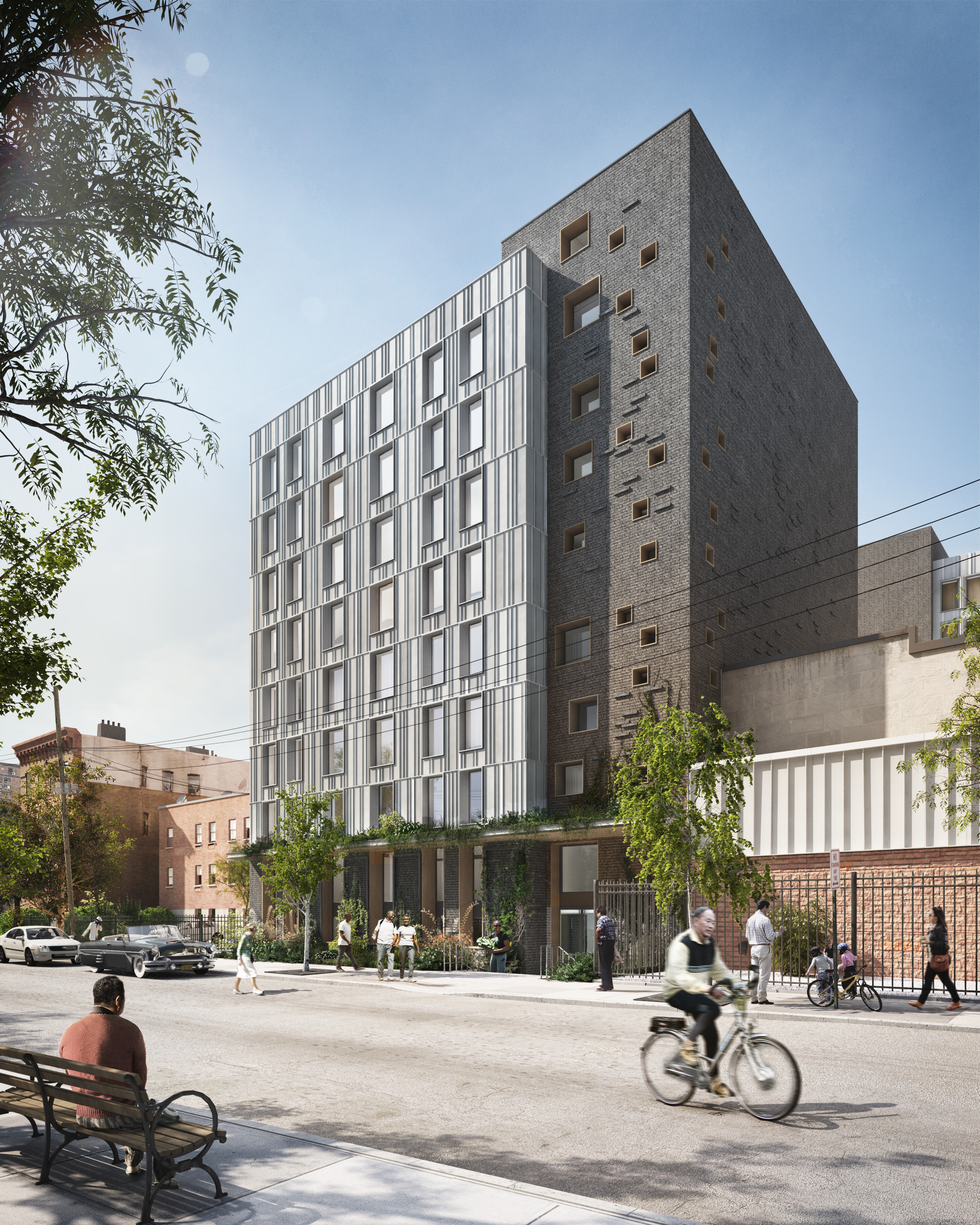 NYCHA, HPD And HDC Announce New 100 Percent Affordable