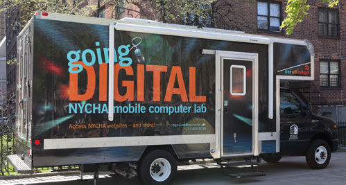 Digital Van