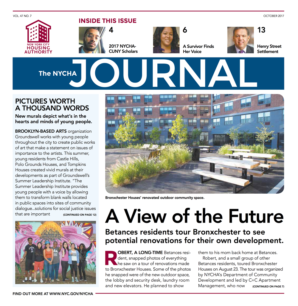 NYCHA Journal