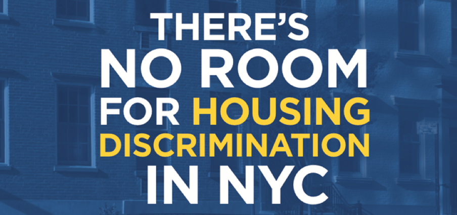 Housing Discrimination Is Illegal