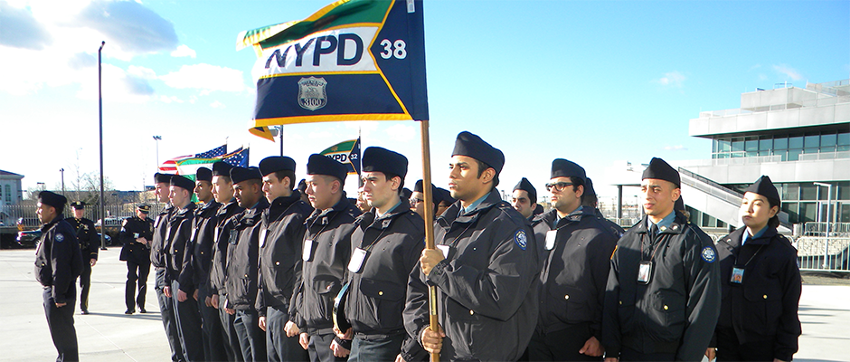 NYPD Cadet Corps
