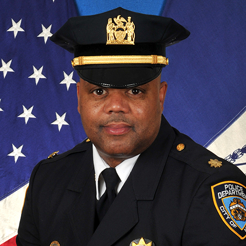 Deputy Inspector Andre M. Brown