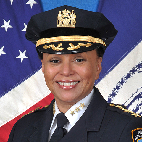 Chief Nilda Irizarry Hofmann