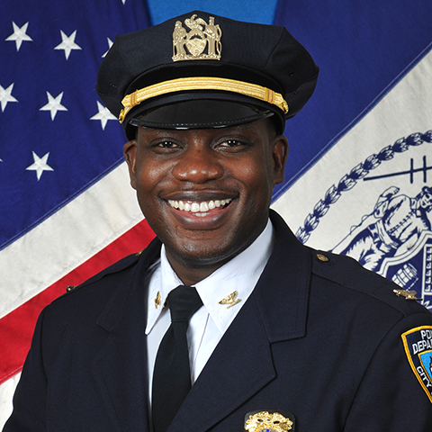 Deputy Inspector Christopher McIntosh