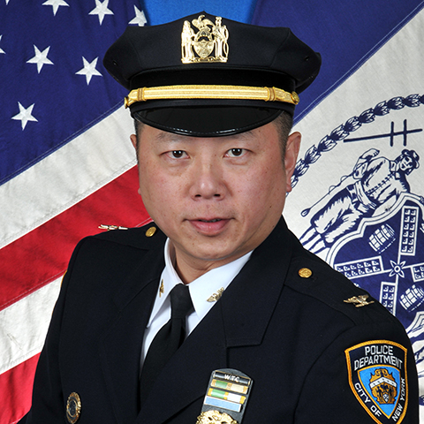 Deputy Inspector Tommy Ng