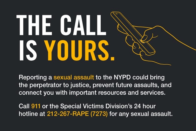 The Call Is Yours Campaign Artwork