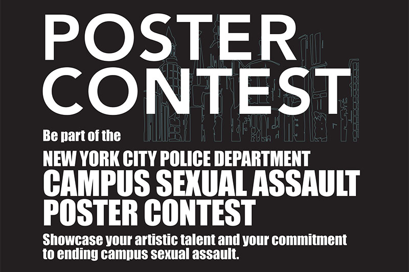 Campus Sexual Assault Poster Contest