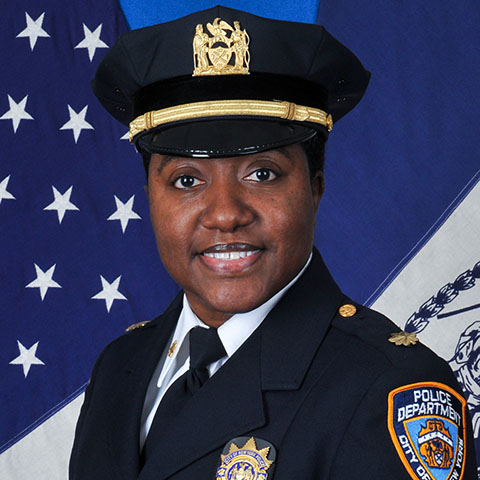 Deputy Inspector Joyce Williams