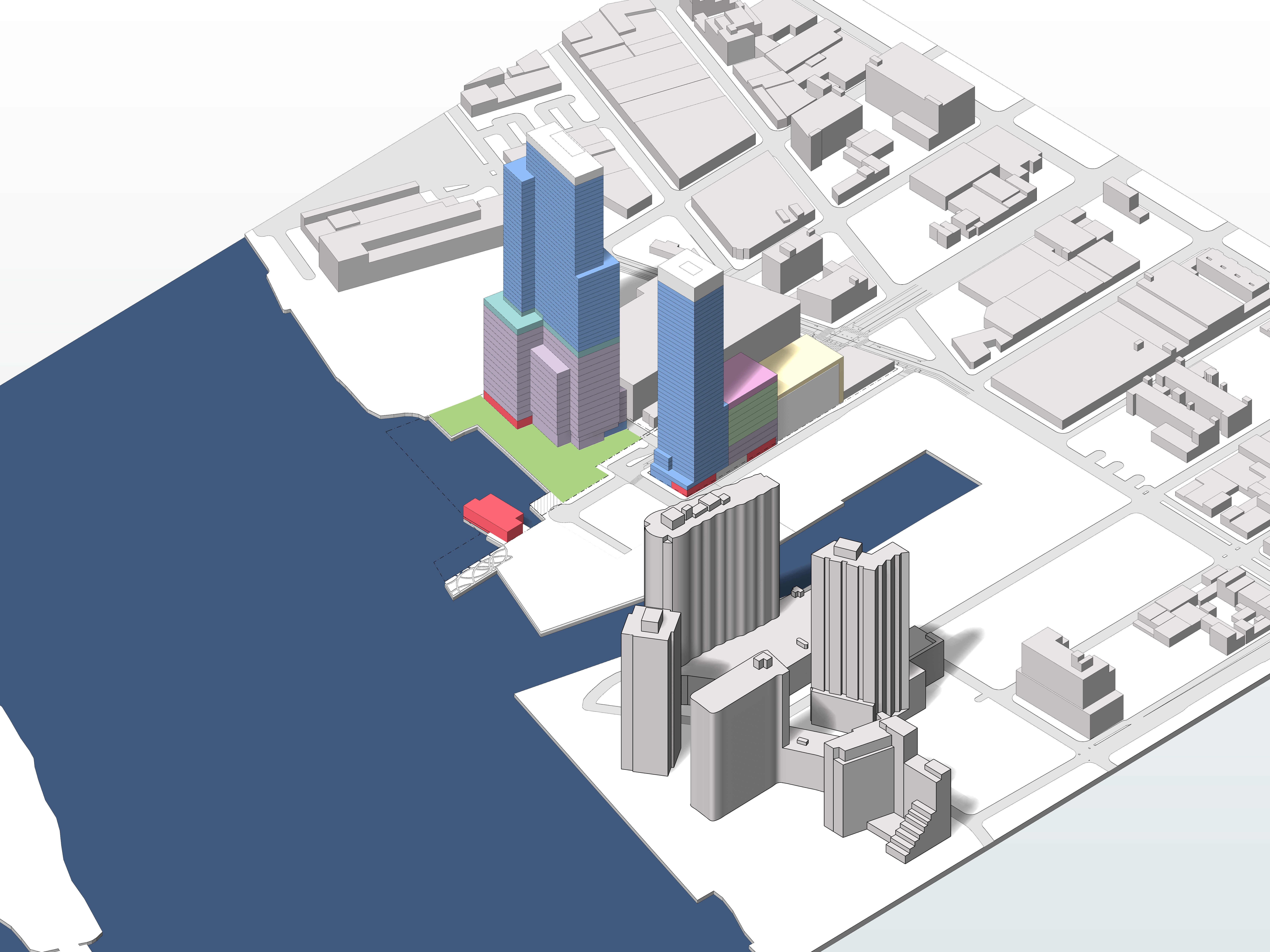 Long Island City Innovation Center Project Rendering