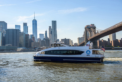Citywide Ferry Service – 15DME009Y