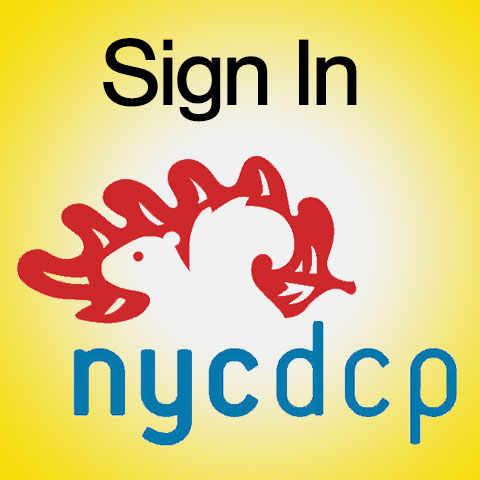 Sign In to DCP