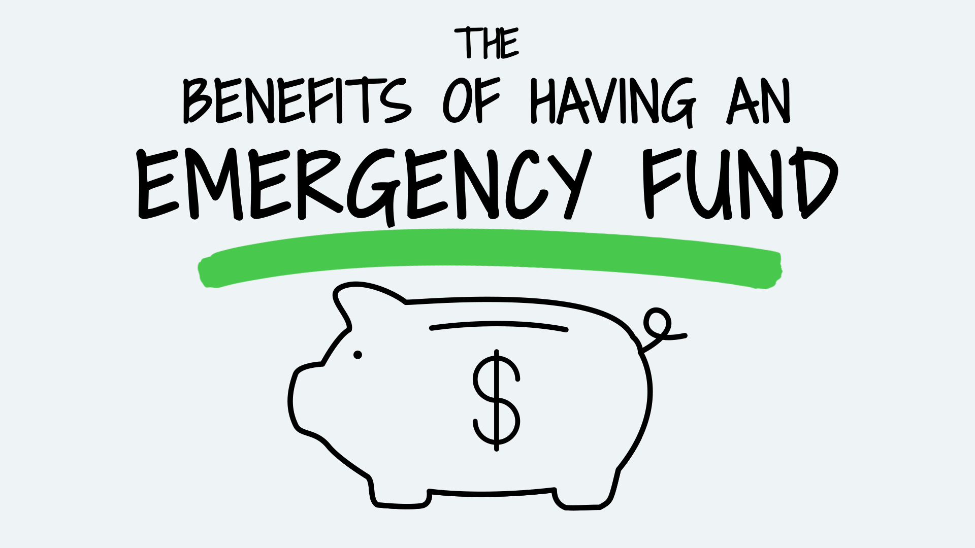 The Benefits of an Emergency Fund